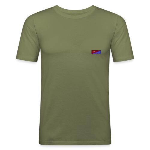 Dean Thomson - Männer Slim Fit T-Shirt