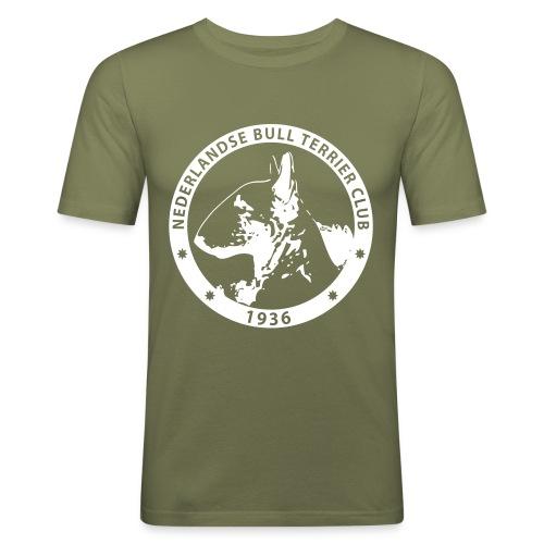 Logo NBTC - Men's Slim Fit T-Shirt