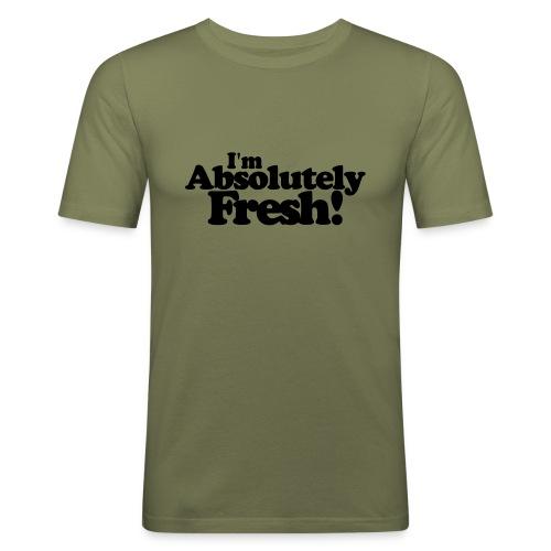 imfresh - Mannen slim fit T-shirt