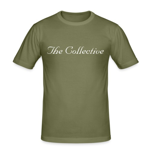 the collective - Men's Slim Fit T-Shirt