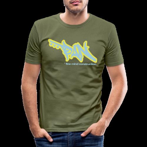 PAN - Männer Slim Fit T-Shirt