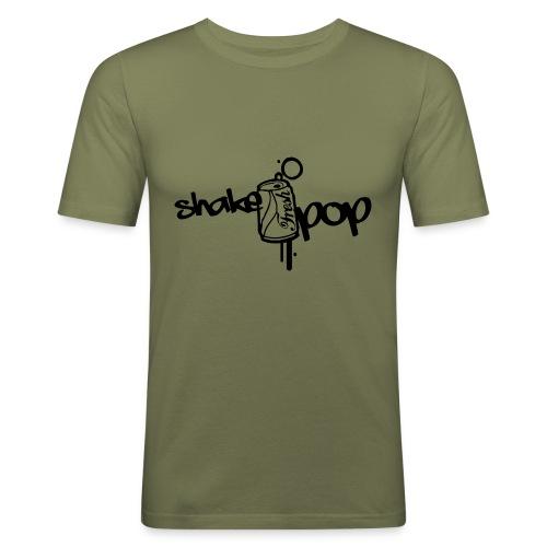 shakepop - slim fit T-shirt