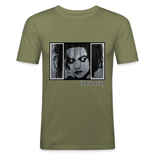 LOST MIND - Camiseta ajustada hombre