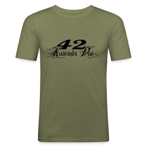 LOGO KD CLASSIK - T-shirt près du corps Homme