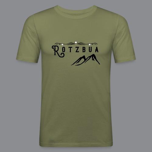 Rotzbua - Männer Slim Fit T-Shirt