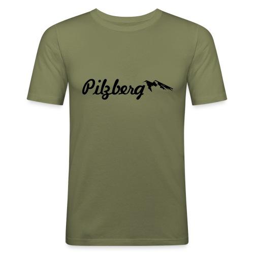 pilzberg - Männer Slim Fit T-Shirt