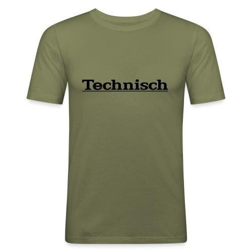 technisch - slim fit T-shirt