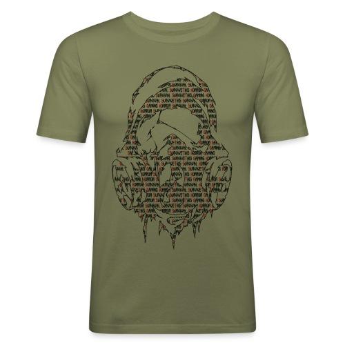 SHIRTST png - Männer Slim Fit T-Shirt