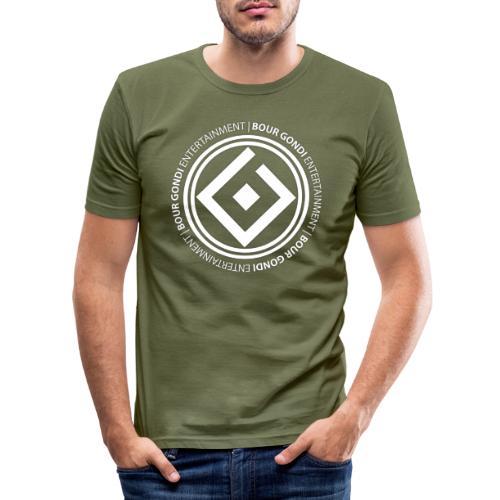BOUR GONDI - 02 - T-shirt près du corps Homme