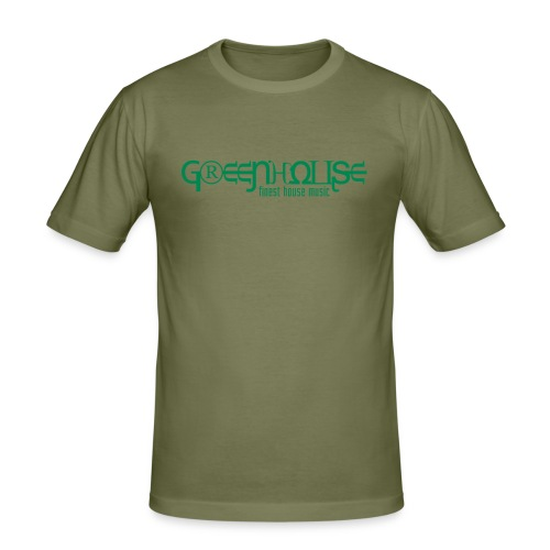 greenhouse - Männer Slim Fit T-Shirt