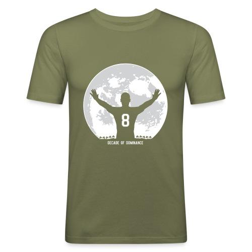 Decade of Dominance - Men's Slim Fit T-Shirt