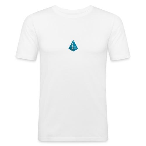 KEEP CALM GREPP png - T-shirt près du corps Homme