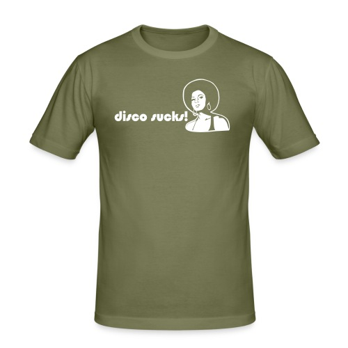 Coffy - Männer Slim Fit T-Shirt