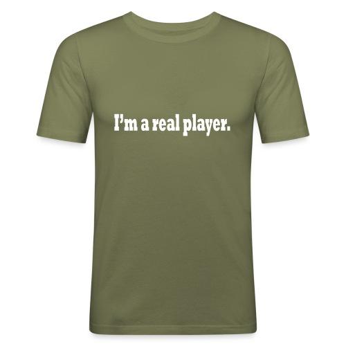 PLAYER - Men's Slim Fit T-Shirt