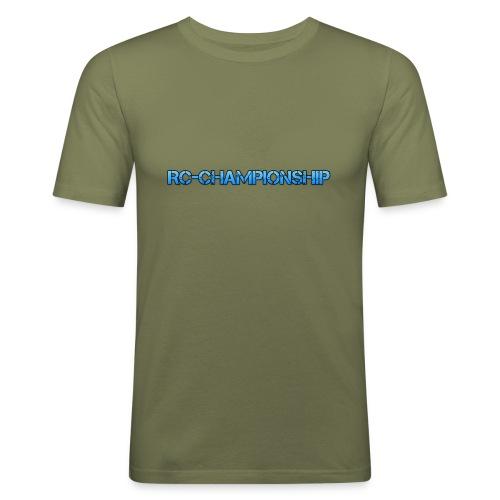 Sponsor - Slim Fit T-shirt herr
