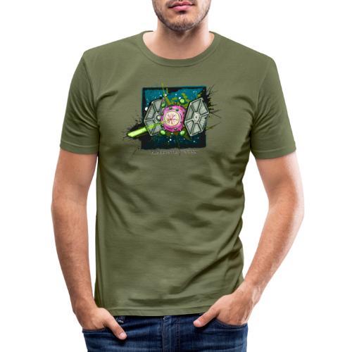 C-Fighter - Männer Slim Fit T-Shirt
