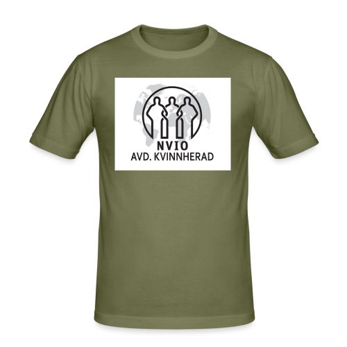 NVIO-Kvinnherad - Slim Fit T-skjorte for menn