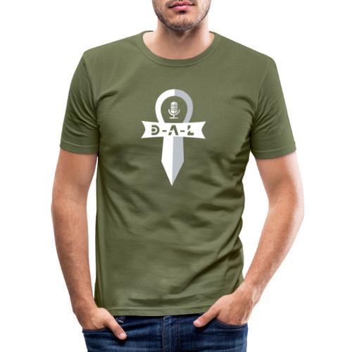 D-A-L LOGO - Slim Fit T-shirt herr