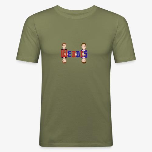 Webdis - T-shirt près du corps Homme