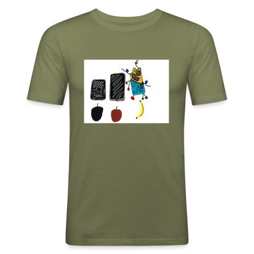 IMG_1019 - Men's Slim Fit T-Shirt