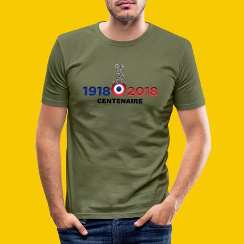 CENTENAIRE - T-shirt près du corps Homme