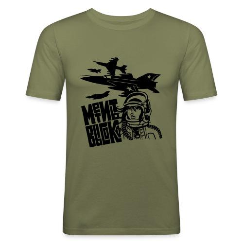 pilot2 - Men's Slim Fit T-Shirt