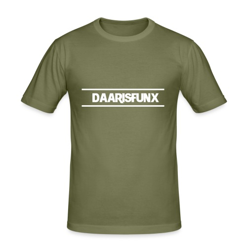 DaarIsFunx T-Shirt - slim fit T-shirt
