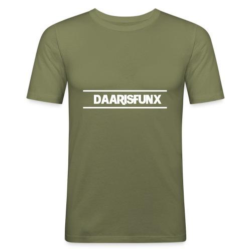 DaarIsFunx T-Shirt - Mannen slim fit T-shirt