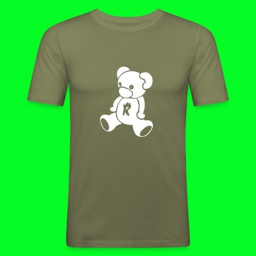 MiniSmikkelBeerRugzak - Mannen slim fit T-shirt