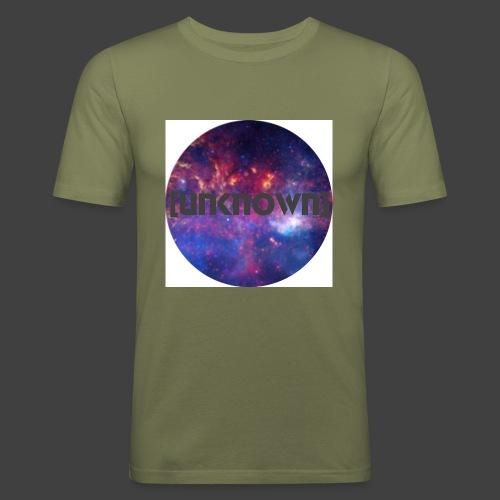 [UNKNOWN] Badget - Herre Slim Fit T-Shirt