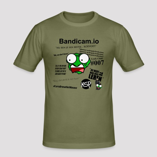 Meme Trui - slim fit T-shirt