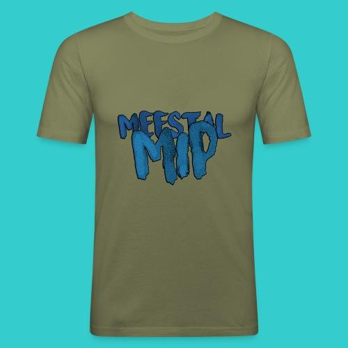 MeestalMip Shirt met lange mouwen - Kids & Babies - Mannen slim fit T-shirt