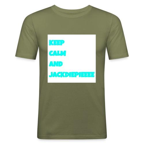 maglietta JACKDIEPIE øfficial 3 - Maglietta aderente da uomo