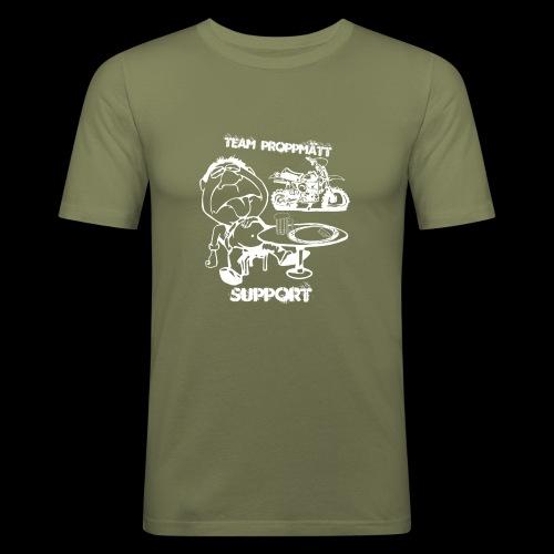Mugg - Slim Fit T-shirt herr