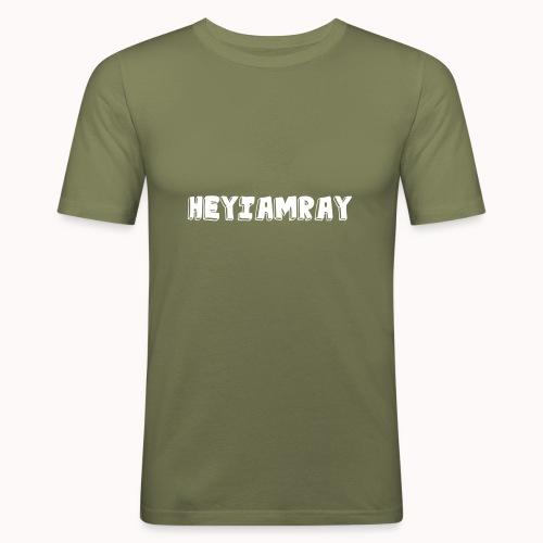 HeyIAmRay Merchandise - slim fit T-shirt