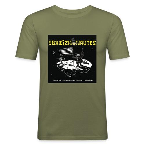 Un breizhonaute - T-shirt près du corps Homme