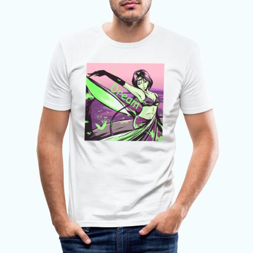 Dream drawing - Men's Slim Fit T-Shirt