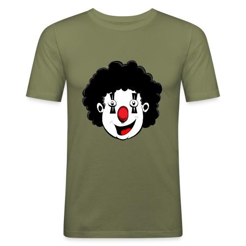 HUMOURNBR - T-shirt près du corps Homme