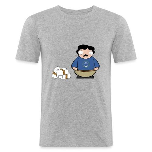 Pablito. - Camiseta ajustada hombre