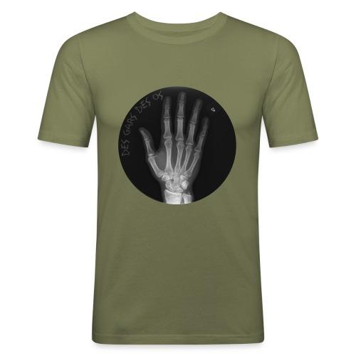 Des gars des os by JARL - T-shirt près du corps Homme