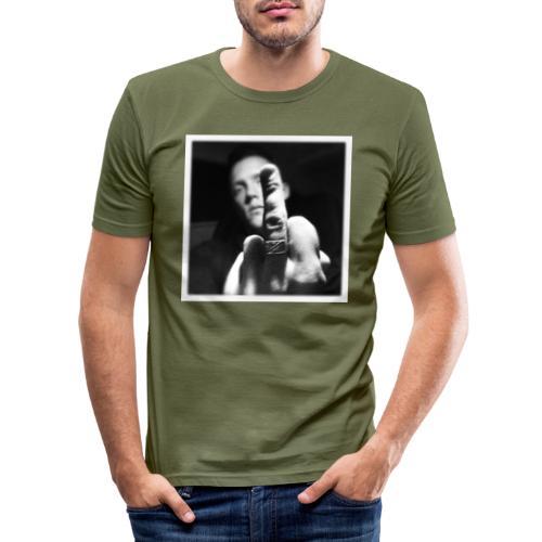 FU - Slim Fit T-shirt herr