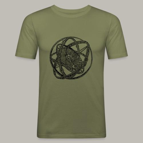 Astrolab - T-shirt près du corps Homme