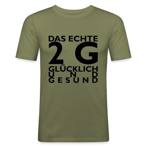 Resist 21.4 - Männer Slim Fit T-Shirt