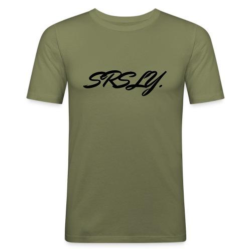 SRSLY - T-shirt près du corps Homme