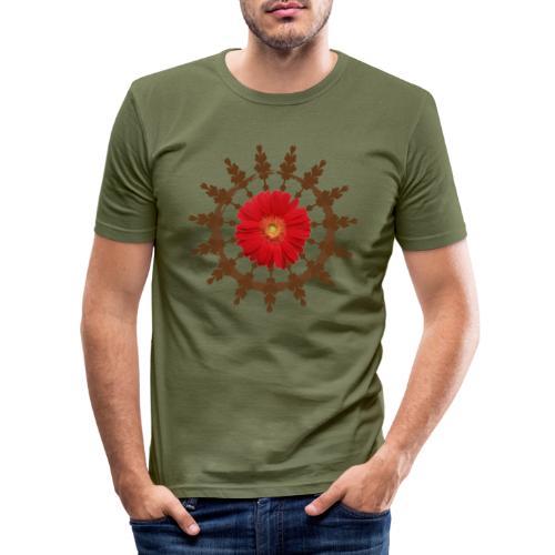 Vedi Tarot Logo - Men's Slim Fit T-Shirt