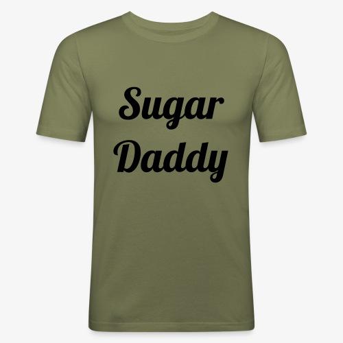 Camiseta Sugar Daddy - Camiseta ajustada hombre