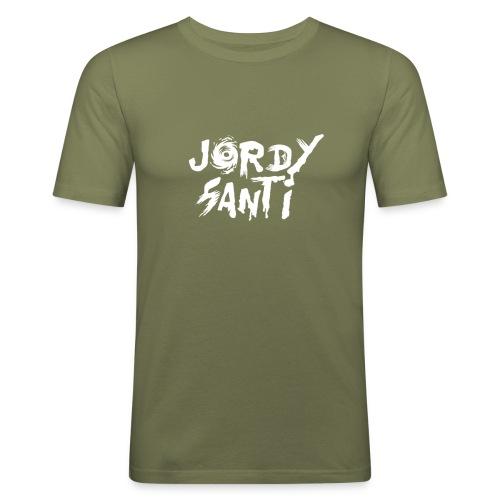 Jordysanti Design - Männer Slim Fit T-Shirt