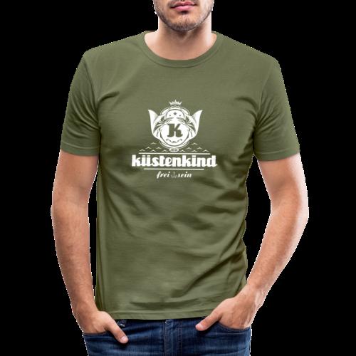 küstenkind - Männer Slim Fit T-Shirt