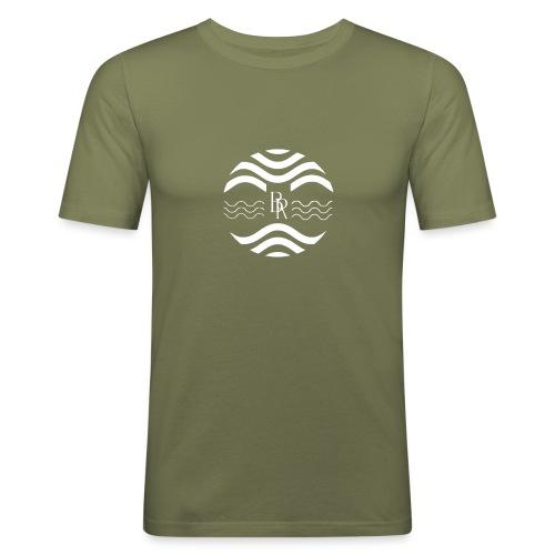 br - Men's Slim Fit T-Shirt