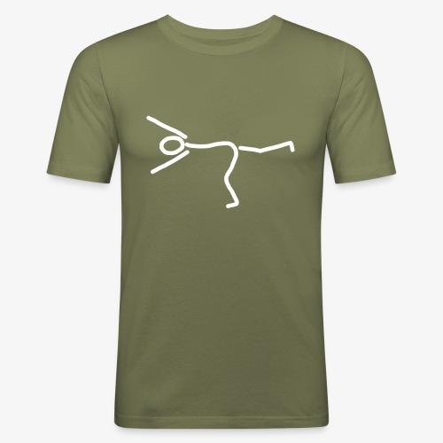 iYpsilon Standwaage - Männer Slim Fit T-Shirt